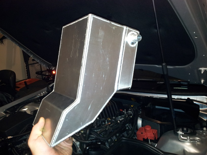 GTS heat exchanger = same as LSA R8?